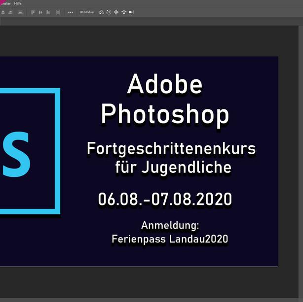 AdobePhototshop für Fortgeschritten