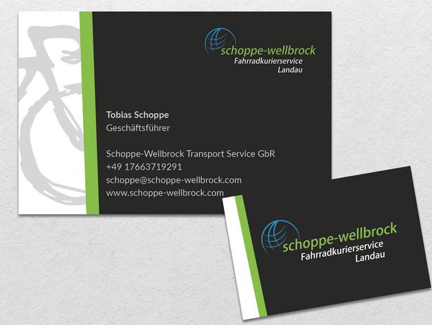 Visitenkarten | schoppe-wellbrock