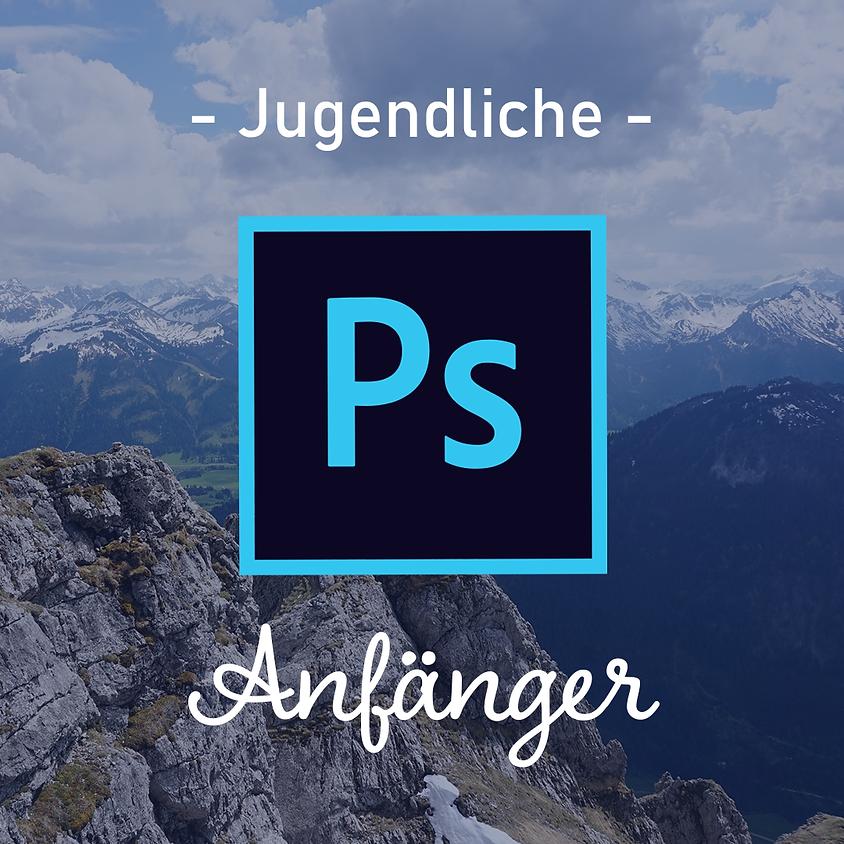 Adobe Photoshop für Jugendliche   Anfänger