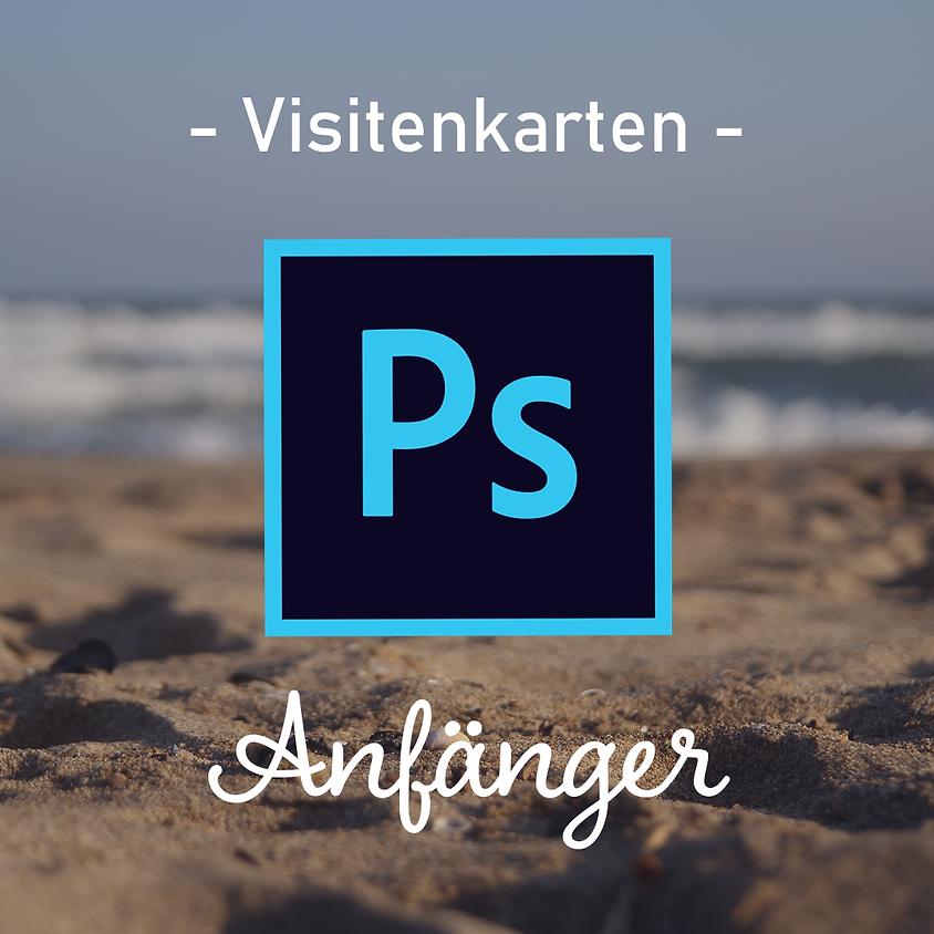 Visitenkarten mit Adobe Photoshop | Anfänger