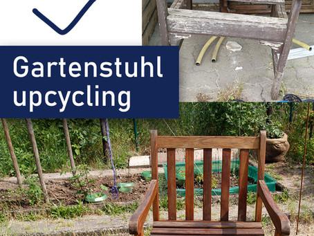 Teak Gartenstühle Restauriert