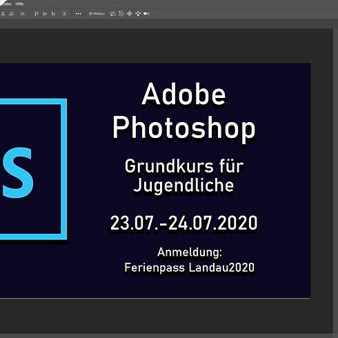 Adobe Photoshop Kurs für Jugendliche - Anfänger