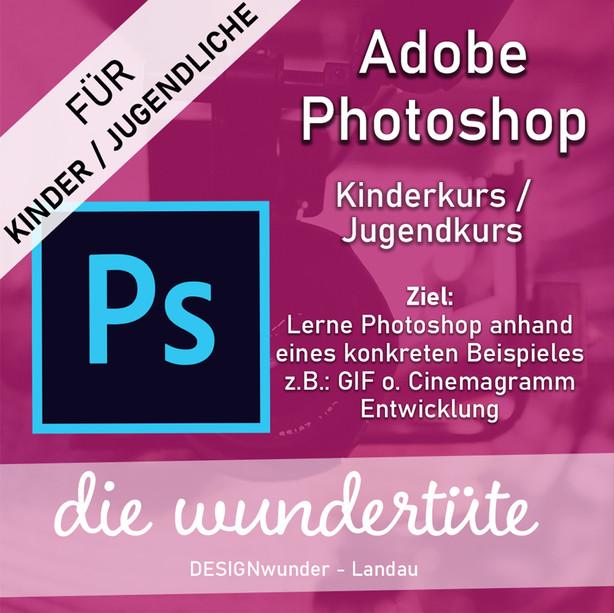 Adobe Photoshopkurs