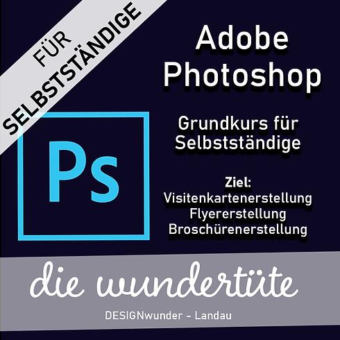 Adobe Photoshop | Anfänger