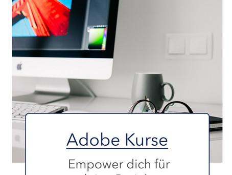 Adobe Kurse