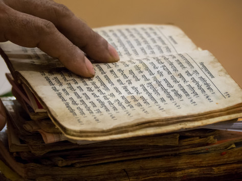 Manuscritos perdidos