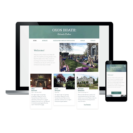 OxonHoath Retreats Online Website.png