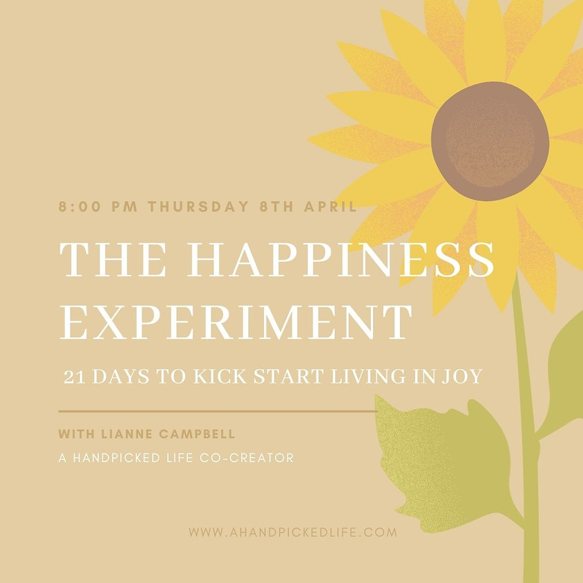 The Happiness Experiment with Lianne Campbell