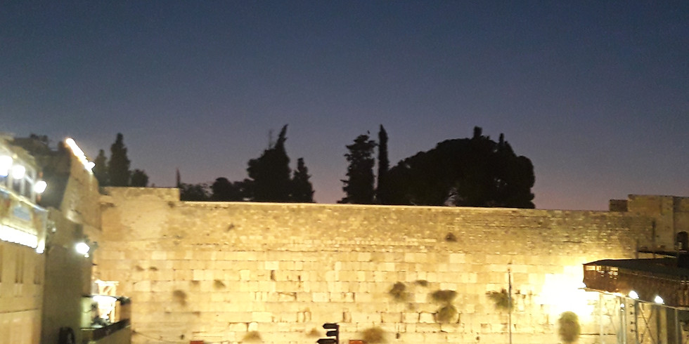 Har Hamoriyah from a new angle