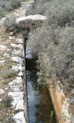 Aquaduct to The Bet HAmikdash