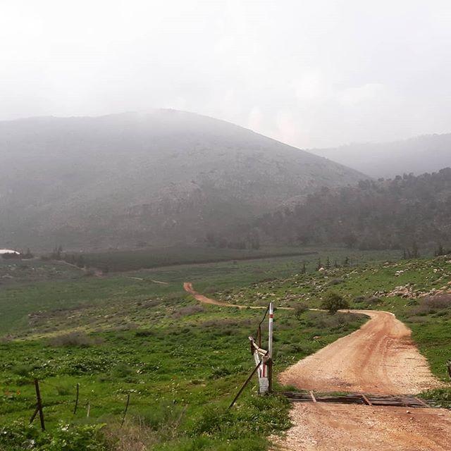 Mt Gilboa with The Beit Midrash Shetach