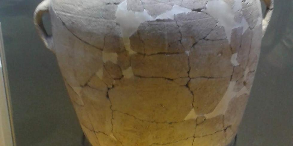 Who were the Plishtim? Field trip to The Ashdod Plishtim Museum