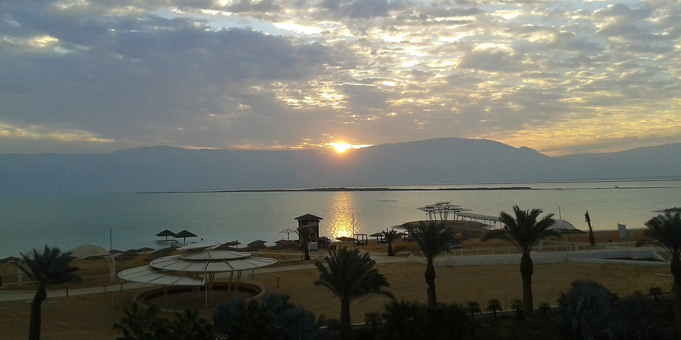 Sunday Tours: Parshat Lech-Lecha: The Dead Sea and Sdom region