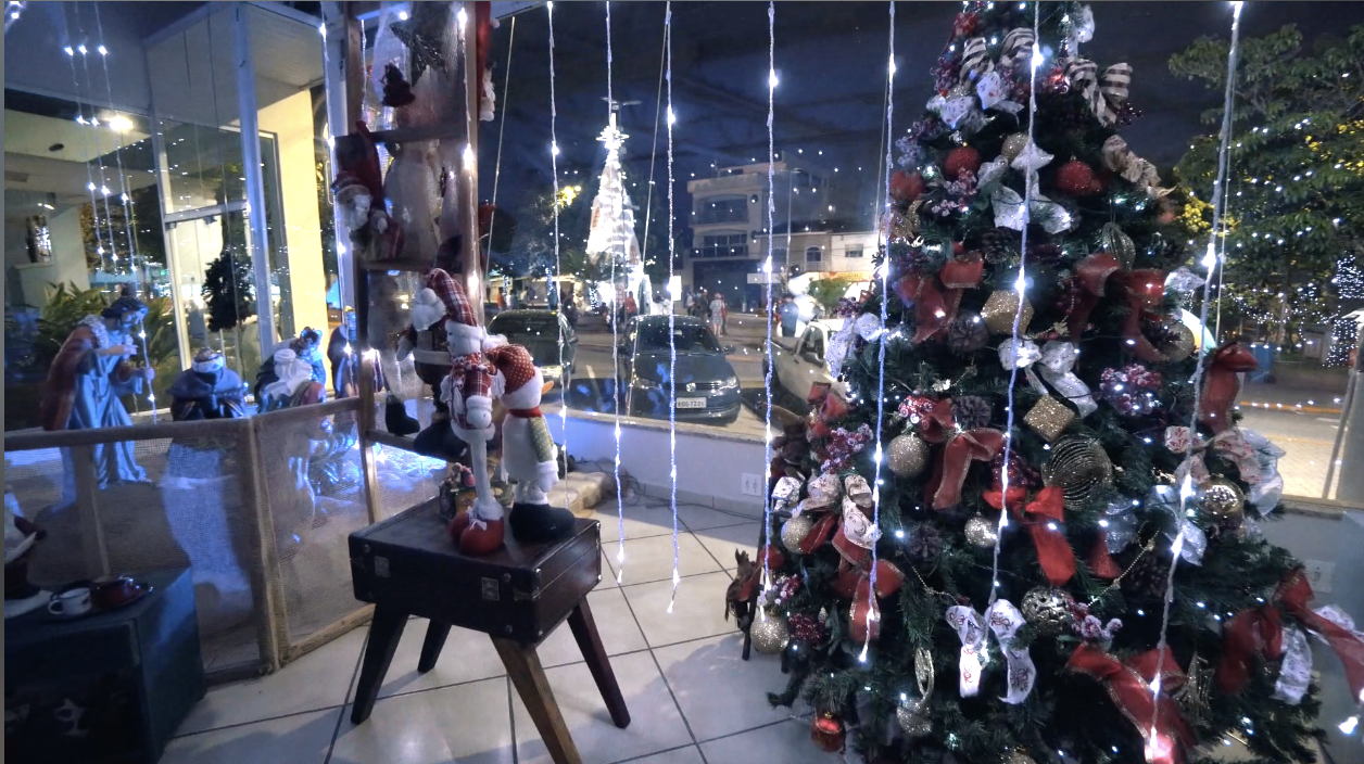Natal de Luz de Extrema 2018