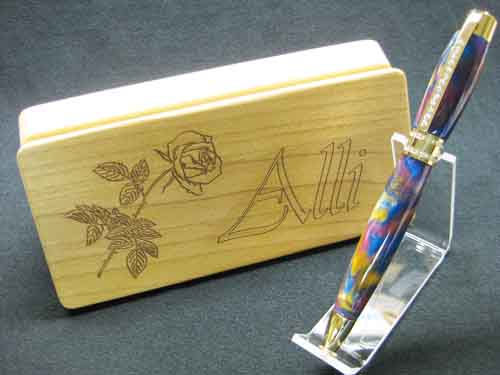 Handmade Pen - DanbarPens