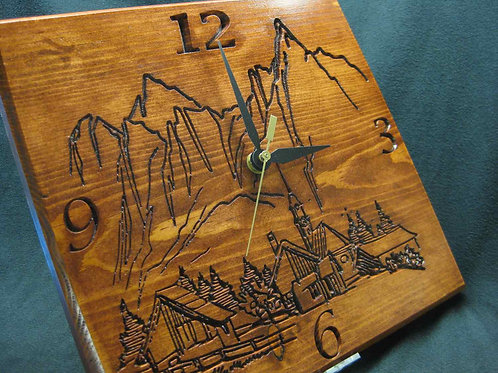 Wall Clock, Handmade