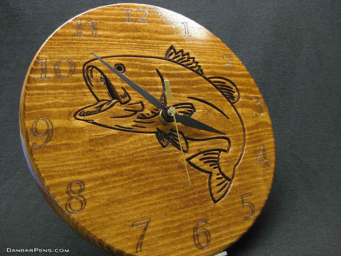 Wall Clock, Handmade
