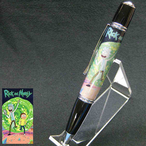 Gatsby Picture Pen - Rick & Morty