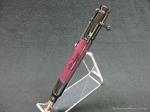 Bolt-Action Pen