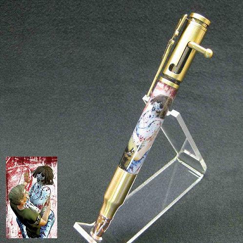 Bolt-Action Zombie Pen