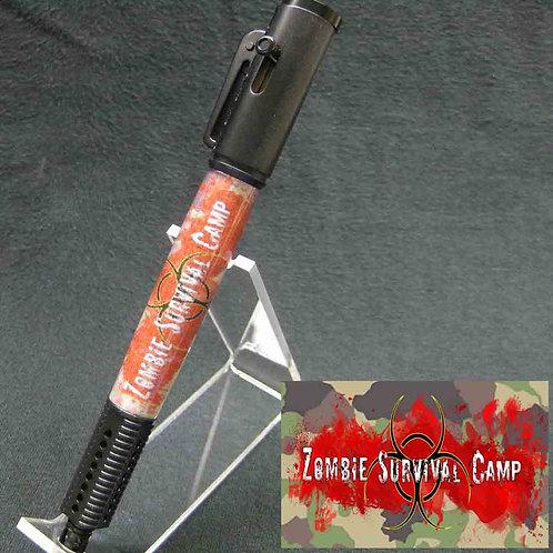 Semi-Auto Rifle Zombie Pen