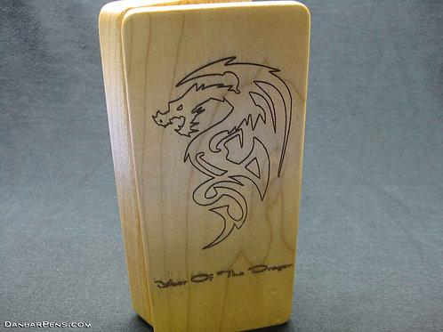 Pen Box / Engraved Wooden Gift Box