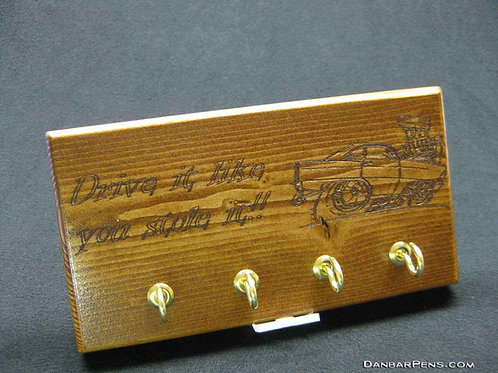 Key Hook - Handmade Wooden