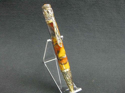 Phoenix Rising Twist Pen