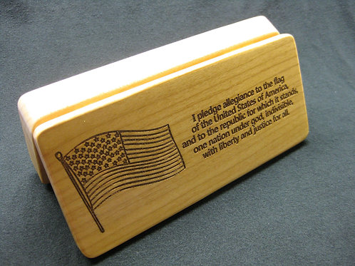 Pen Box / Engraved Wooden Gift Box