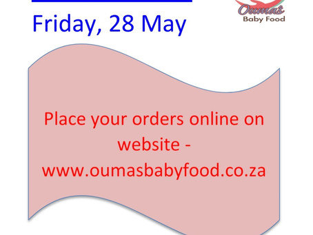June 2021 Delivery Schedule