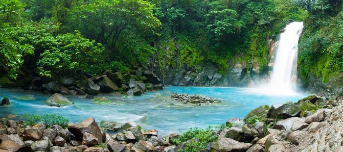 Riu Celeste, Costa Rica