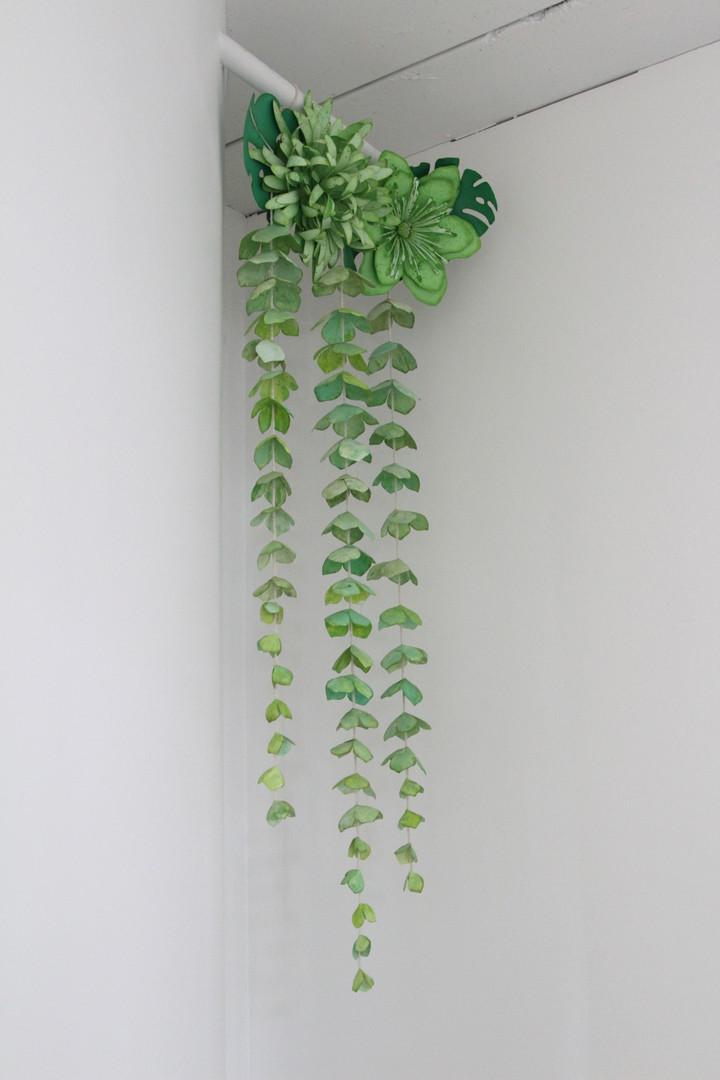 Hanging Flower Arrangment