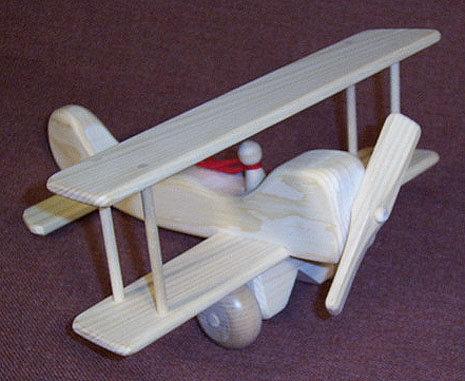 Red Baron Bi-Plane