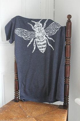 Women's Organic Honeybee T-Shirt