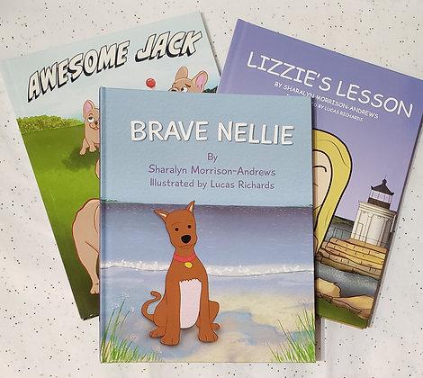 Children's Books by Sharalyn Morrison-Andrews