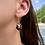 Thumbnail: Pinecone Dangle Earrings