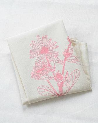 Calendula Tea Towel
