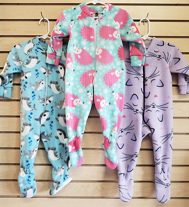 Footed Jammies