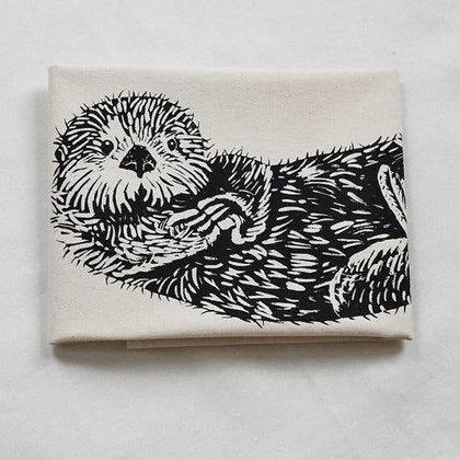 Otter Tea Towel