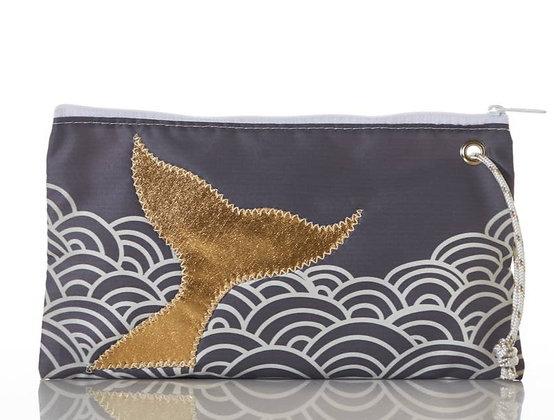 Mermaid Tail Wristlet by Sea Bags
