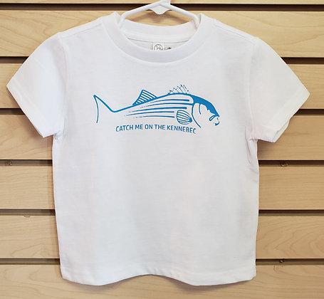 Sturgeon T-shirt, 3T