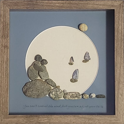 Pebble Art by Rocks of Ages