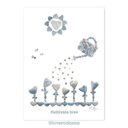 Love Rocks Me Cards