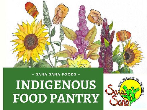 Indigenous Food Pantry