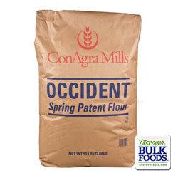 Occident Unbleached Flour
