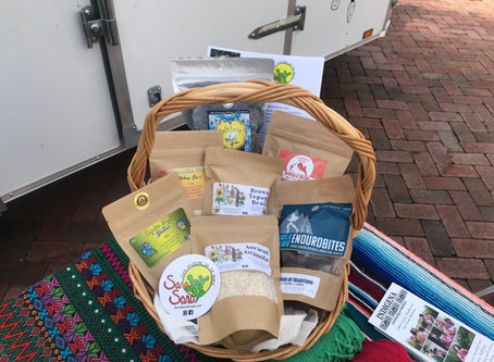 Indigenous Foods Care Packs!!