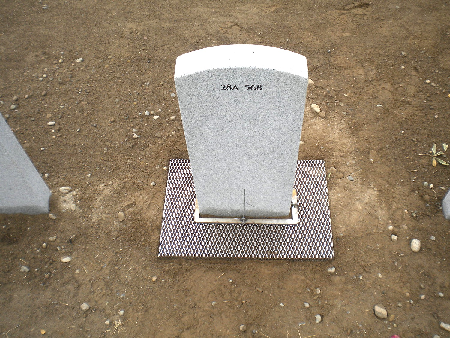 Headstone Anchor