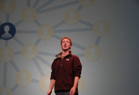 Mark Zuckerberg's visionary paranoia in 3D