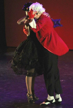 tango comico
