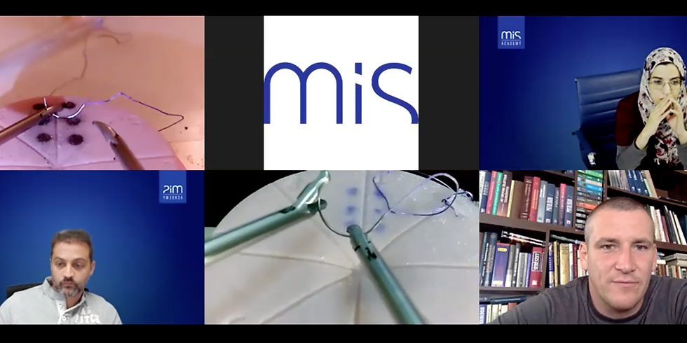 Basic Online Suturing Course (1)
